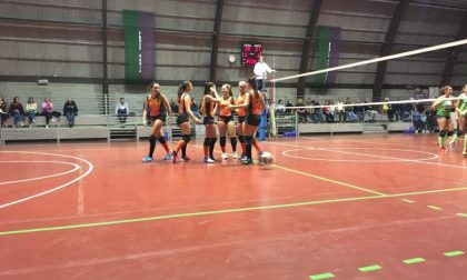 Albese volley orange sconfitte in casa al tie break