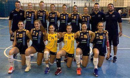 Albese Volley primo stop per la Tecnoteam