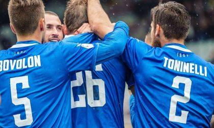 Como calcio sfida il Gozzano: vittoria per i comaschi