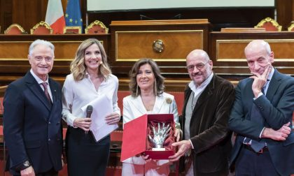 Premio volontariato 2019 all'associazione Cometa FOTO