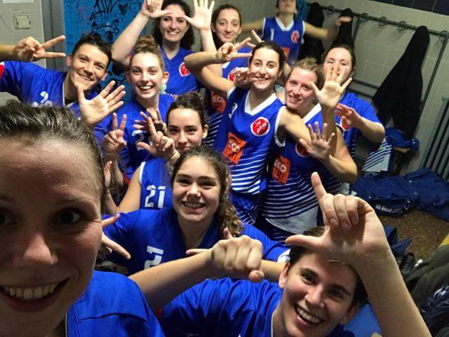 Basket femminile Villa Guardia settima vittoria in C