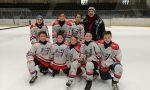Hockey Como gli Under11 super a Torino