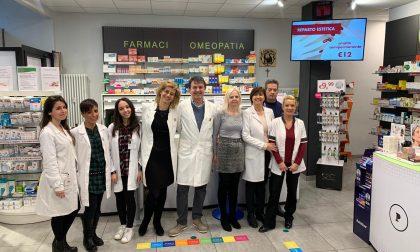"""""""In farmacia per i bambini"""" con i volontari di Agorà 97"""