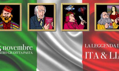 """Al teatro di Saronno arriva """"La Leggenda di Ita & Lia"""""""