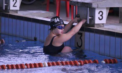 Briantea84 pronta alla sfida di Lumezzane con i suoi nuotatori