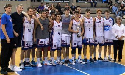 Basket giovanile PGC Cantù Under18 unica rappresentante nostrana nel girone B