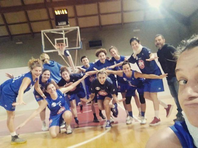 Basket femminile Vertemate sbanca Cantù in C