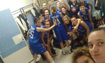 Basket femminile vince solo la Vertematese a Garbagnate