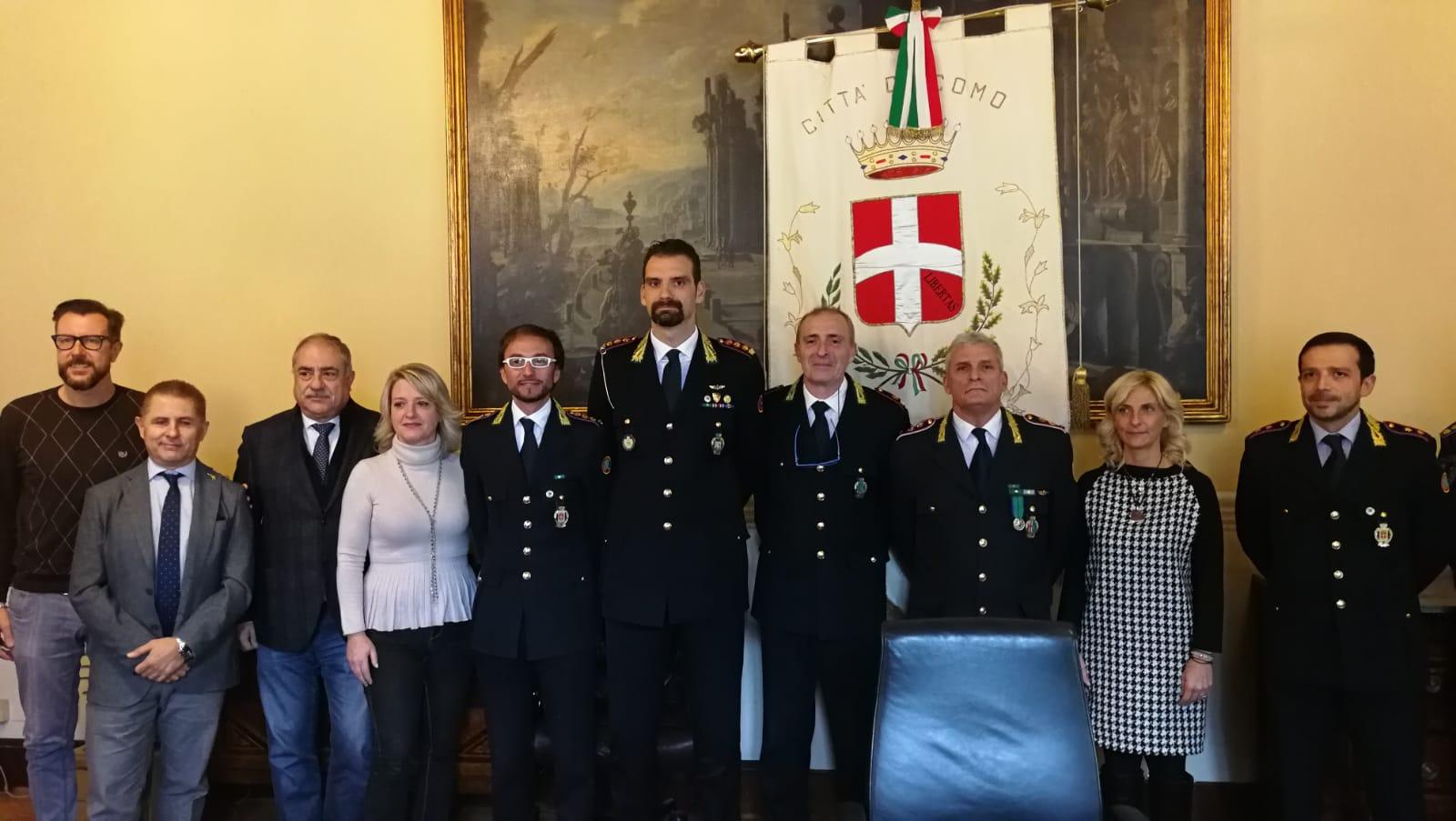 Como, Cantù, Erba e Mariano uniscono le forze della Polizia Locale: pronti 4 maxi servizi - Giornale di Como