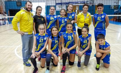 Volley, Under13: Virtus Cermenate parte con il piede giusto