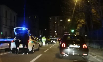 Incidente a Camerlata, traffico bloccato