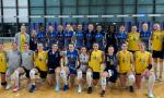 Albese Volley Tecnoteam bella amichevole con il Club Italia