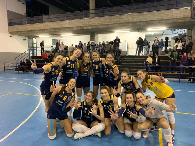 Albese Volley batte la Parella Torino