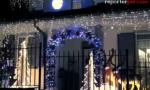 Natale 2019 ad Albiolo: la casa illuminata è un vero spettacolo VIDEO