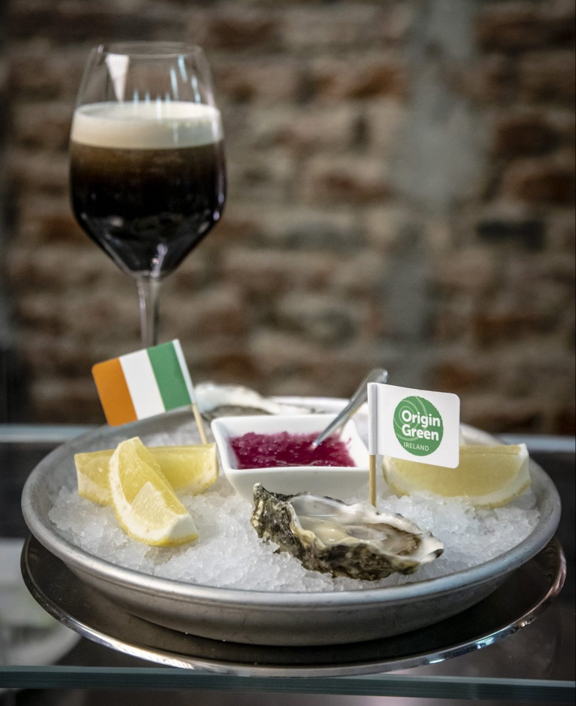 ostriche irlandesi