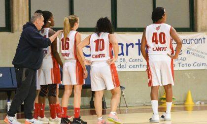 Basket femminile, stoppate le cinque squadre nostrane ancora prima di cominciare