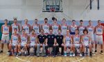 Basket C Gold domani in campo Cermenate e Rovello Porro