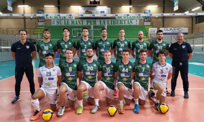 Volley A2M sabato Pool Libertas Cantù-Kemas Lamipel Santa Croce