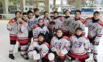 Hockey Como Under11 protagonisti vincenti a Chiavenna