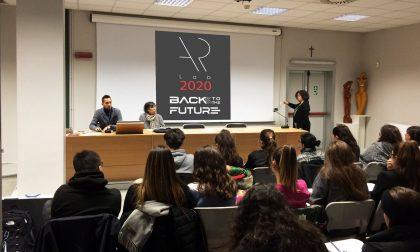 """AR Lab 2020 """"Back to the Future"""" presentato agli studenti FOTO"""