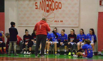 Basket femminile stasera in campo Mariano e Vertematese