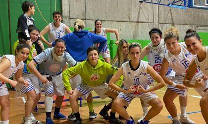 Basket femminile Vertematese lanciata ora è seconda da sola