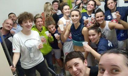Basket femminile domani derby Vertematese-Comesnse e Mariano Monza