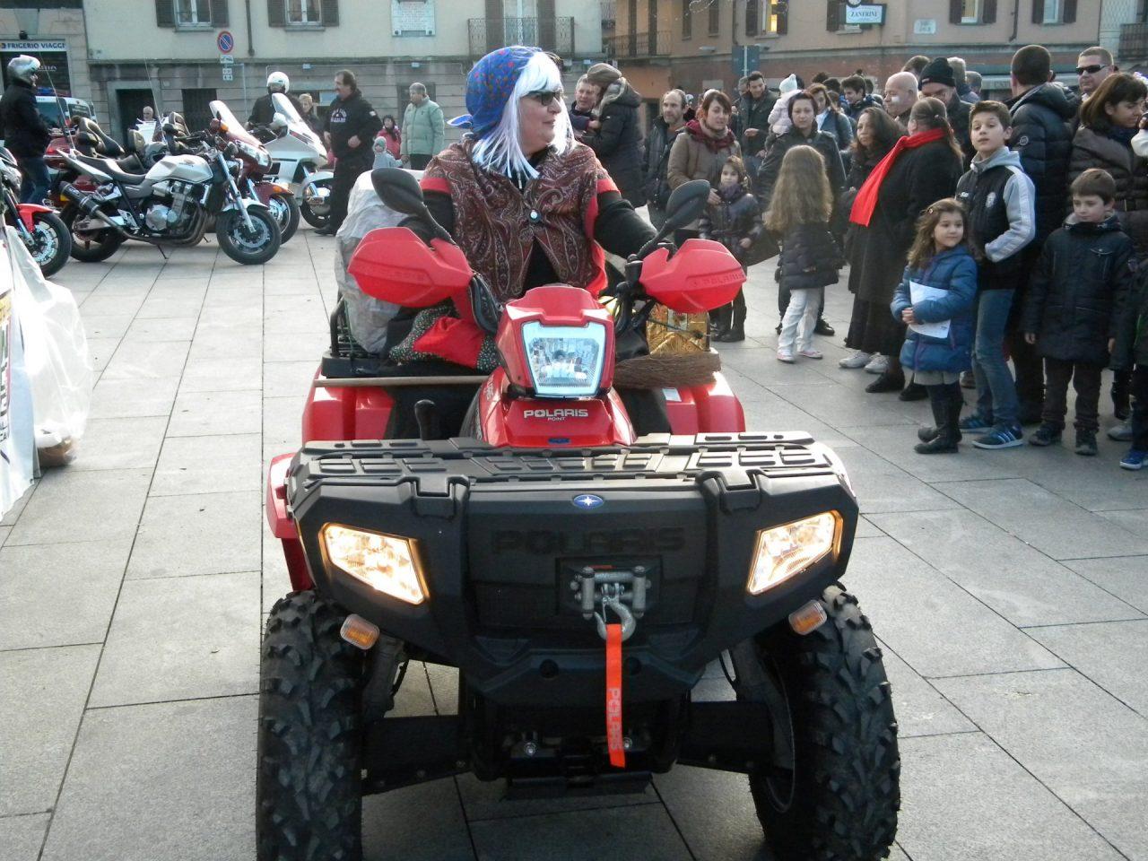 Moto Befana Cantù