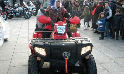 Befana Cantù: anche quest'anno arriva in moto
