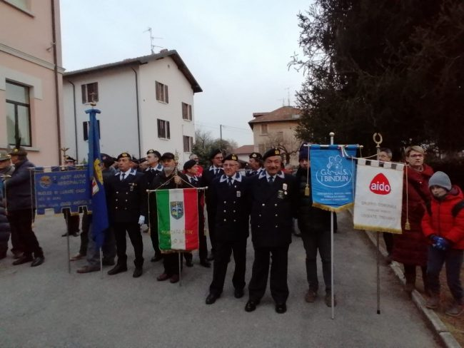 Alpini in sfilata per Nikolajewka FOTO e VIDEO
