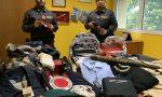 Contrabbando di vestiti griffati per oltre un milione di euro VIDEO