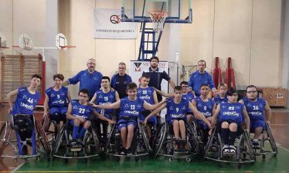 Briantea84 giovanile sconfitta al debutto contro Firenze