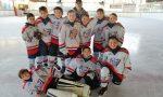 Hockey Como Under11 vincenti al Piccolo 1 Ticino