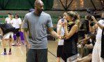 """Basket lariano anche sui parquet lariani un minuto di silenzio per """"Kobe"""""""