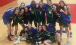 Basket femminile in trionfo anche a cucciaghese Giorgia Saglio