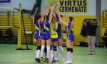 Virtus Cermenate: 1 a 3 contro il Volley Segrate