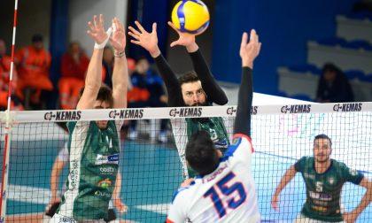 Volley A2M, gli allenamenti congiunti del Pool Libertas Cantù