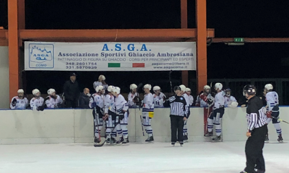 Hockey Como, buon test per i comaschi ad Aosta: battuti i Gladiators U19