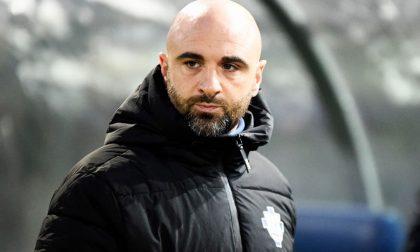 Esonerato l'allenatore del Como calcio Marco Banchini: non c'è ancora un sostituto