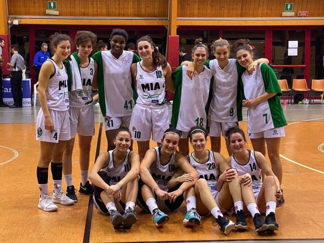 Basket femminle Mariano