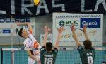 Libertas Cantù sconfitta dalla capolista Siena