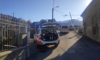 Il vento forte fa una vittima in Lombardia