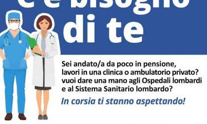 Coronavirus, C'è bisogno di te: al via la campagna per reclutare medici in pensione