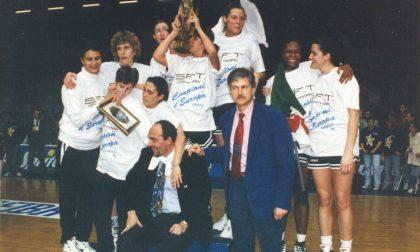 Basket Femminile il grande Aldo Corno ritorna in panchina e allenerà a Giussano