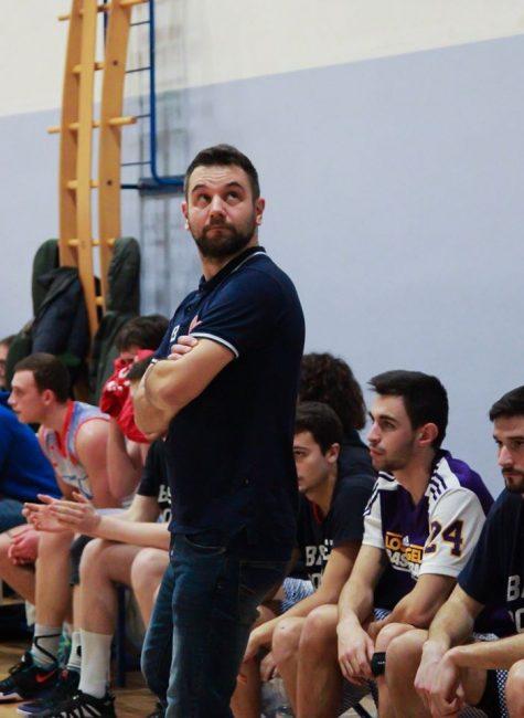 basket C Gold Matteo Bonassi