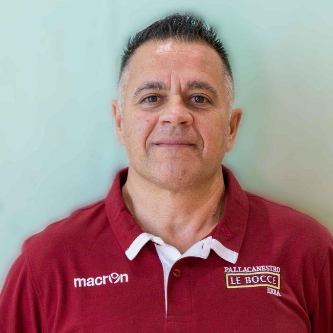 Basket Lariano Mauro Tagliabue