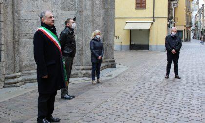25 aprile il sindaco depositerà una corona d'alloro al monumento alla Resistenza