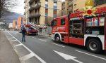 Soccorso persona al sesto piano: intervengono i Vigili del fuoco VIDEO