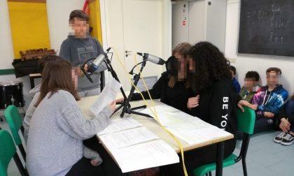 La grammatica ai tempi del Coronavirus: lezioni in radio alla Pellegrino Tibaldi di Cantù