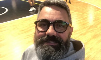 Pallacanestro lariana Alessandro Carletti nuovo head coach della Pallacanestro Figino